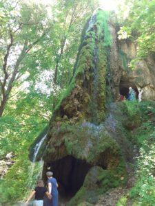 водоспад у Маліївцях