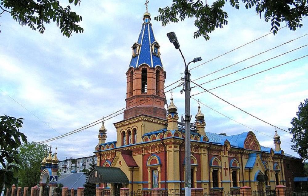 Собор Андрія Первозванного, м. Хмельницький