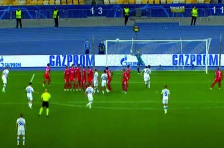 Ліга чемпіонів: VAR відібрав у Динамо перемогу над Бенфікою