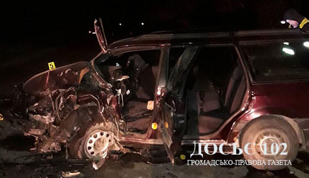 На Кременеччині за п'яну аварію з 8 травмованими водій отримав два роки умовно