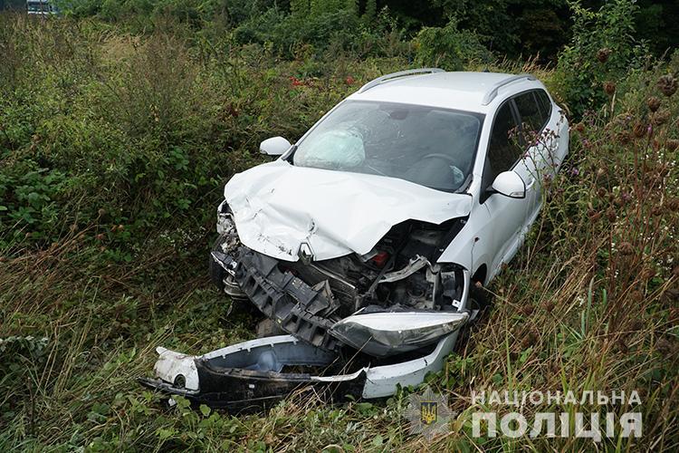 аварія у Тернополі