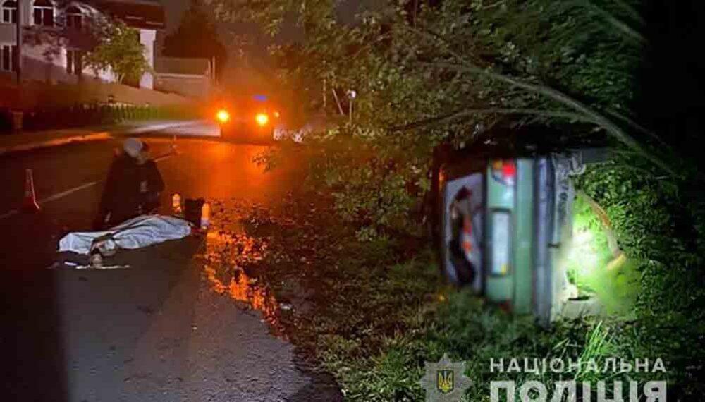 На трасі Підволочиськ-Збараж смертельна аварія: загинув 18-річний юнак (ФОТО)
