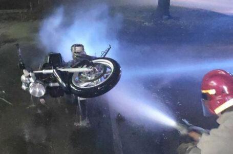 Житель Теребовлянщини, який хуліганові підпалив мотоцикл, отримав умовний термін