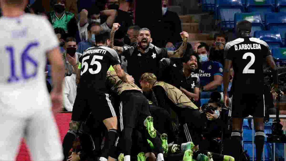 """Ліга Чемпіонів: """"Шахтар"""" зіграв у нічию з """"Інтером"""", а """"Шериф"""" у гостях переміг """"Реал"""""""