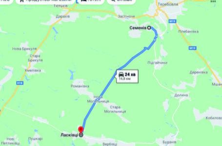 На Теребовлянщині відремонтують іще один кілометр дороги Семенів – Ласківці