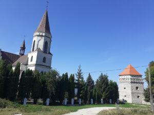 Скалат, замок і костел