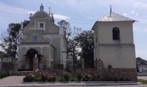 Гримайлів, церква