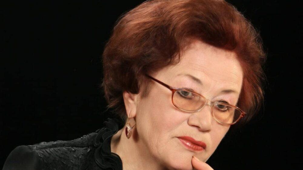 Від ускладнень коронавірусу померла заслужена артистка України Марія Гонта