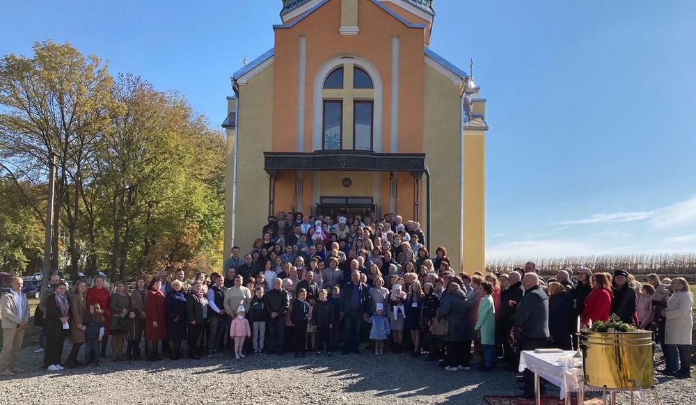 Плебанівка церква