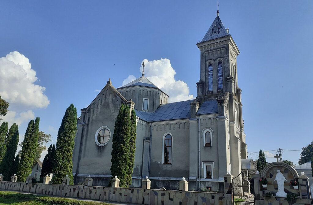 Сороцьке, церква Покрови Пресвятої Богородиці