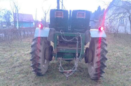 У Бурканові спіймали п'яного тракториста і дали йому 17000 гривень штрафу