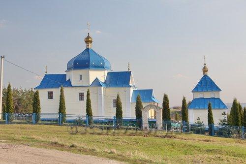 Іванківці, церква